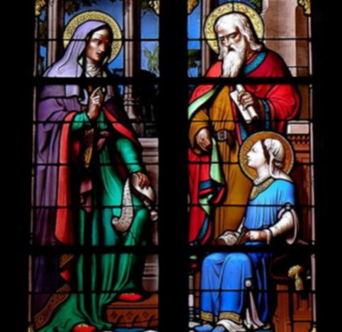 Saint-Germain-du-Pinel_35_Église_Vitrail